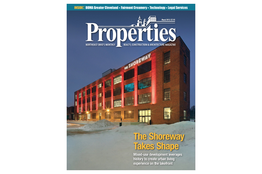 The Shoreway Takes Shape: Mixed-Use Development Leverages History to Create Urban Living Experience on the Waterfront