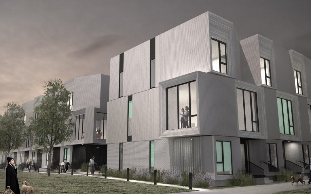 For-sale townhouse project planned for the West Side
