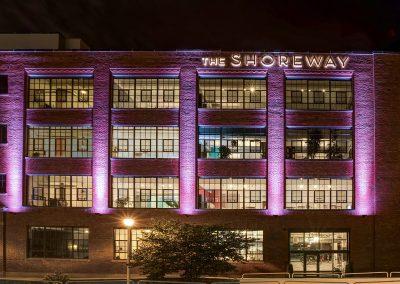 The Shoreway Takes Shape